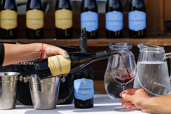 рожен вино